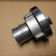 STORZ 52-C to 50mm hose tail - forged aluminium fire pump fitting 2 inch 50