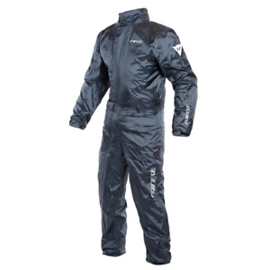 Dainese Lightweight Motorcycle Rain Suit Antrax Anthracite
