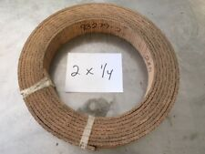 Woven Brake Band Shoe Material 2X1/4 Hi-Friction Non Asbestos Sold By Foot