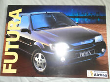 Ford Fiesta Futura brochure Mar 1994 German text