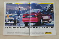 Renault R 19 16V Phase I 135PS - Anzeige/Werbung
