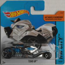 Hot Wheels Tomb Up chrom/blau Neu/OVP Spielzeugauto Toy Car Mattel HW City