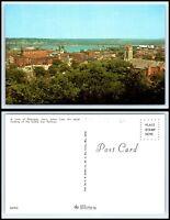 IOWA Postcard - Dubuque, From Cable Car Railway r Q26