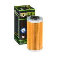 HIFLO FILTRO OLIO HF611 PER  HUSQVARNA  TC449 2011 2012