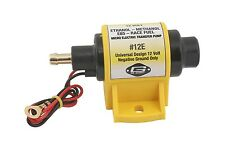 Mr. Gasket 12E Gravity Feed Micro Electric Fuel Pump