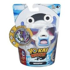 New Hasbro Yo-Kai Watch WHISPER With Medal and Figure Medal Moments