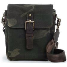 ONA Bond Street Waxed Canvas Camera Bag Camo Camouflage NEW