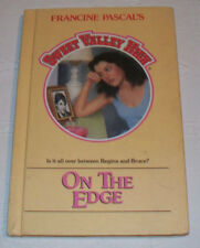 Vintage Sweet Valley High On the Edge HB  Accelerated Reader Grade 4 Teens