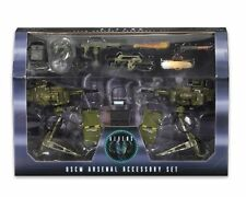 Aliens – USCM Arsenal Accessory Pack For Alien & Predators Action Figures NECA