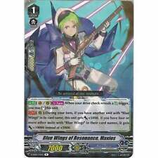 V-EB08/031EN R Blue Wings of Resonance, Maxios | Rare Card | Cardfight Vanguard