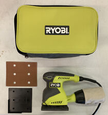 Ryobi S652DG 1/4'' Sheet Palm Finishing Power Sander - Light Use