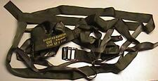 MILITARY SCOTT 588-601PILOT'S CREW PORTABLE OXYGEN BOTTLE HARNESS CARRYING NEW