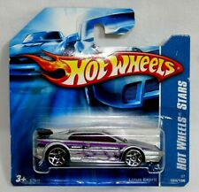 2007 Hot Wheels Stars Silver Lotus Esprit 1/64 #94 on Short Card