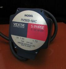 VEXTA PK569-NAC 5Ph Step Motor DC 1.4A