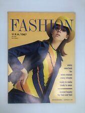 Vintage Fashion Magazine Vol 2 No 2 Oct Dec 1967
