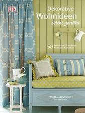Dekorative Wohnideen selbst genäht von Gail Abbott und Vanessa Arbuthnott...