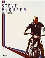 Steve McQueen Collection [Blu-ray, New] 4-Disc w/ Slipbox - The Great Escape.