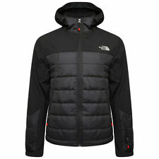 North Face Tech Softshell Hybrid Jacket Black All Sizes Clearance Stock FreePost