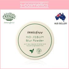 [INNISFREE] No Sebum Blur Powder 5g Controls Oil Loose Setting Powder