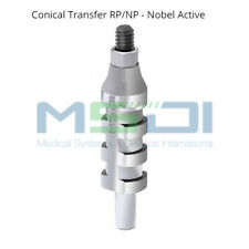 5x Transfers for Conical Nobel Active Implants - Implant Replicas -