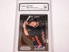 2012 Panini Prizm #USA1 Baseball Mike Trout Rookie card Graded 10 Gem Mint