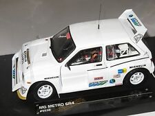 1/18 MG Metro 6R4  - Ayrton Senna - Cars & Car Conversions Magazine 1986