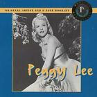Peggy Lee : Peggy Lee CD (1999) photo