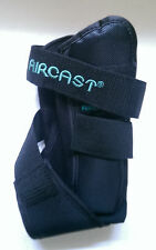 AIRCAST - AIRSPORT ANKLE SUPPORT BRACE,  LEFT X-Small