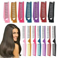 1Pc Outdoor Travel Hair Comb Brush Foldable Massage Hair Comb Anti-stati Chair