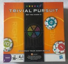 Parker Brothers Trivial Pursuit Board & Traditional Games