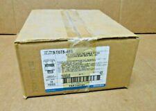 """BOX OF 10 NIB T & B ST075-468 3/4"""" STAR TECK CABLE FITTING ALUMINUM"""