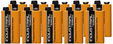 Duracell Industrial 9V Batteries Box of 10 Alkaline-Manganese Dioxide Battery