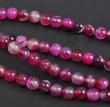 Wholesale Natural Stone Gemstone Round Spacer Loose Beads DIY 4/6/8/10/12MM