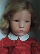 Käthe Kruse,Puppe,Mädchen,52 cm, restauriert