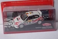 IXO ALTAYA TOYOTA COROLLA WRC  #18 RALLYE MONTE CARLO 2000 1:43
