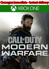 Call of Duty Modern Warfare Xbox One NO CD/KEY ONLINE LEGGI DESCRIZIONE