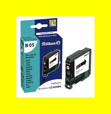 Cartucho Pelikan b05 para Brother dcp-130c 330c 350c mfc-240c lc-1000 Black B-Ware