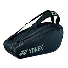 YONEX 6 Tennis Racquet Pro Tournament Bag BA92026EX Black New