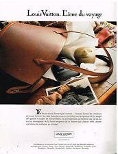 Publicité Advertising 1993 Maroquinerie Sac à main Louis Vuitton