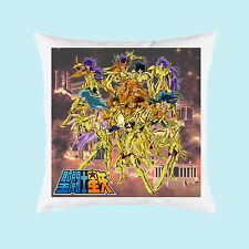 Saint Seiya Gold Cavalieri dello Zodiaco Oro Anime cuscino pillow 40X40 cm