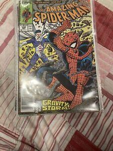 Amazing Spider-Man 326-359