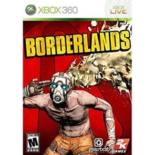 Borderlands For Xbox 360 Shooter Very Good 1E