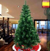 Arbol de navidad 90, 120, 150, 180, 210 cm pino verde clásico super oferta