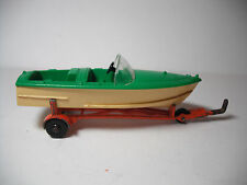 Dinky Toys by Meccano Ltd #797 HEALEY SPORTS BOAT. Excellent, Original!