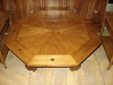 Drexel Esperanto collection coffee table with matching side tables