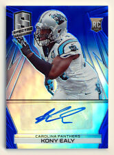 2014 PANINI SPECTRA ROOKIE KONY EALY RC BLUE REFRACTOR AUTO AUTOGRAPH #39/49