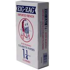 ZIG ZAG 1.25 Orange Cigarette Rolling Paper 24 Booklets