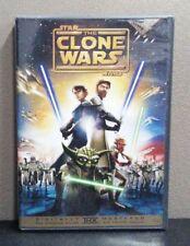 Star Wars: The Clone Wars     (DVD + Digital)     LIKE NEW