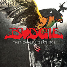 Budgie : The MCA Albums 1973-1975 CD 3 discs (2016) ***NEW*** Quality guaranteed