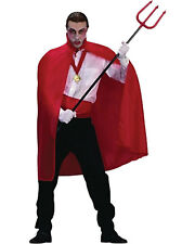 Morris Costumes Adult Men Capes & Robes 45 Inches Vampiress Costume Red. AA21RD